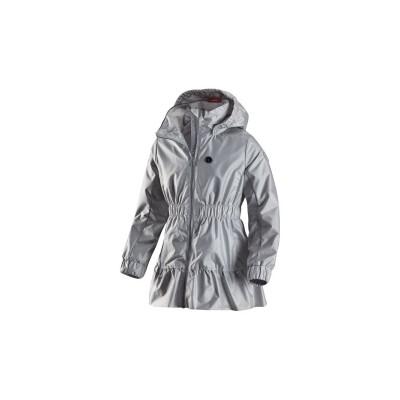 Пальто Reima для девочек lane серое весеннее  521208-9170
