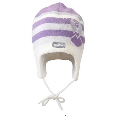 Шапка Reima для девочек зимняя fairie 518040-008